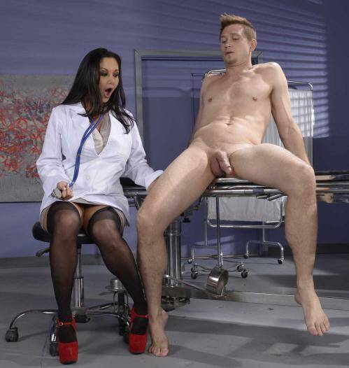 Doctor - Ava Addams [The Dick Doctor] (SD 480p)
