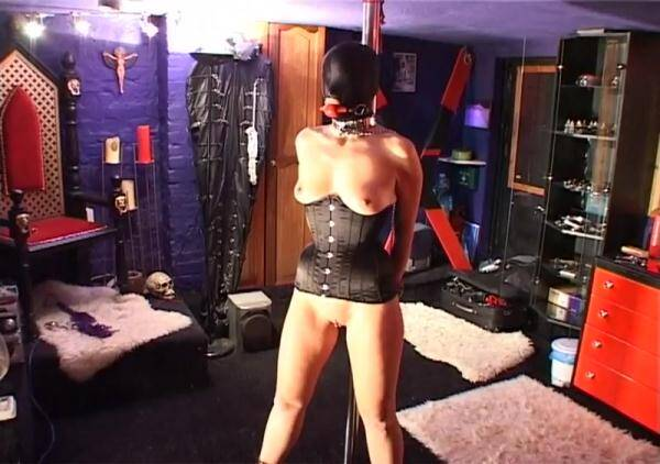 Miss Gimp Day One (Master Keith Movies) [HD, 720p]