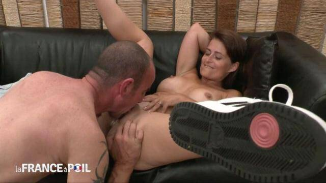 NudeInFRANCE, LaFRANCEaPoil - Busty and sexy mature anal fucked by her husband [HD, 720p]