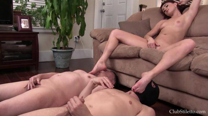 Nasty Double Worship [FullHD, 1080p] - ClubStiletto.com