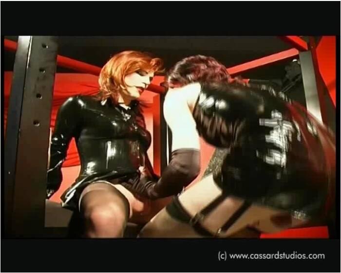CassardStudios.com - Cassy Cassard - A German Tgirl Slut Scene 05  [SD 576]