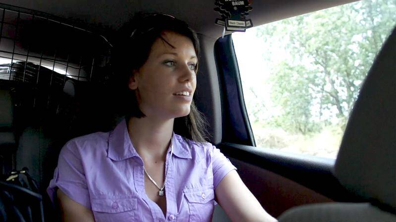 Angela - Fake taxi outdoor fuck [FullHD] - CzechHitchhikers, PornCZ