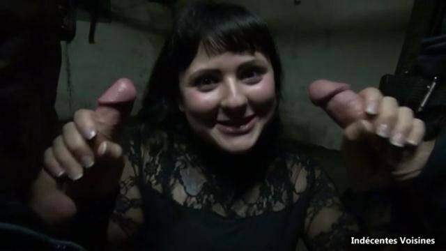 IV - Romane, 23 ans, baisee dans le bureau de son pere au garage ! [SD, 360p]