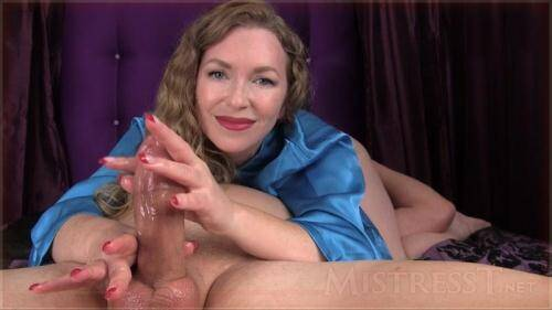 Cum After Creampie Clean Up [HD, 720p] [MistressT.net] - Femdom