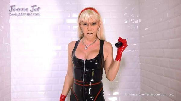 J04nn4J3t.com - Joanna Jet - Me and You 185 - Skintight and Shiny (Shemale) [HD, 720p]