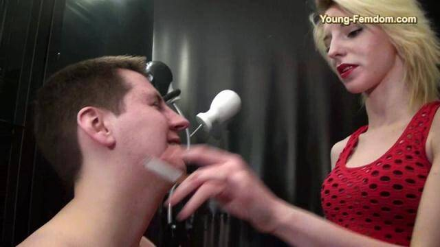 Young-Femdom - You do everything wrong ! [HD, 720p]