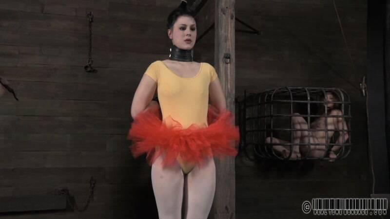 Katharine Cane, Cici Rhodes - Katharine Caned 2 [HD] - RealTimeBondage