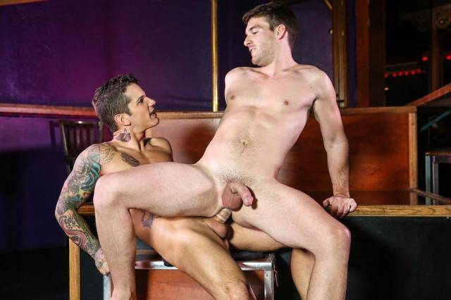 Men, DrillMyHole - Men In Canada Part 2 - Dustin Holloway, Pierre Fitch [HD, 720p]