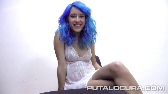 Put@LOcura - Susy Blue - Esta chica quiere rabo!  [SD 360p]