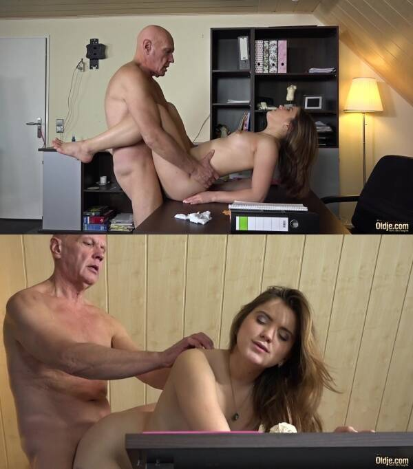 Old and Young - Evelina Darling - Mr. Teacher, Give Me Sex! [FullHD 1080p]