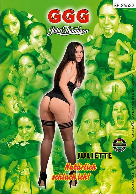 Bukkake - Juliette Of Course I Swallow! (Group sex) [SD, 480p]