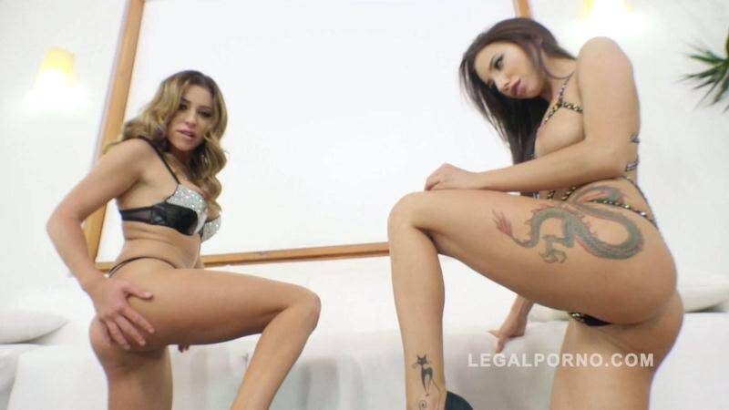 LegalPorno.com: Ally Breelsen & Lola Bulgari interracial anal wit DP & gapes RS212 [SD] (1.02 GB)