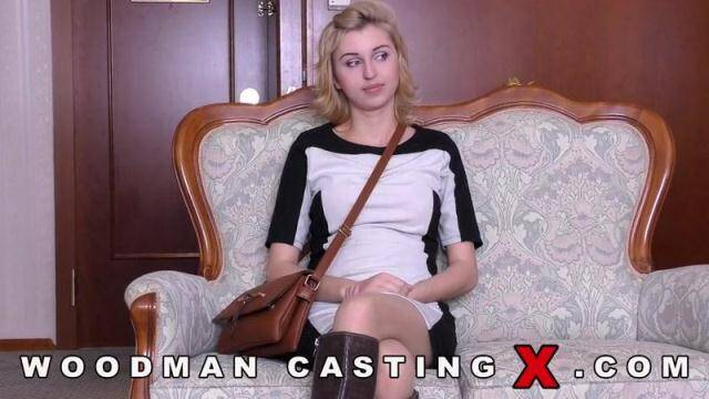 WoodmanCastingX - Ellen Jess - Hard with Anal Fucking on Casting [SD, 540p]