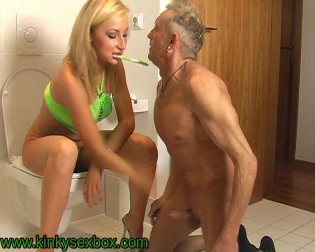 FemdomUncut, KinkySexBox - Miss Diana - Part 04 [SD, 576p]
