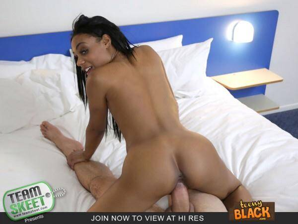 TeenyBlack, TeamSkeet - Cocoa Puff Princess Bella Star [SD, 480p]