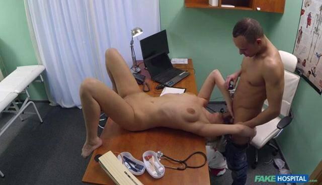 Sex in Hospital - Nikky Dream - Sex prescribed by hot nurse [SD, 368p]