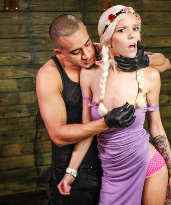 SexualDisgrace.com - Halle Von - Halle Von Sexual Disgrace Spanked Stupid  [FullHD 1080p]