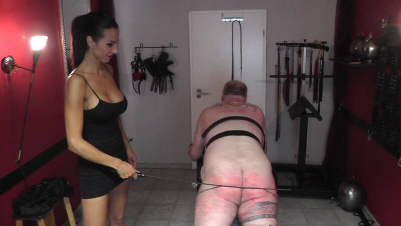(Milf / MP4) Goddess Milana - Severely Punished Clips4sale.com - FullHD 1080p