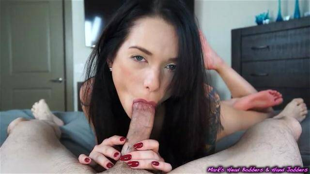 Clips4Sale, Mark's head bobbers and hand jobbers - Maria Marley - POV with Maria [SD, 540p]