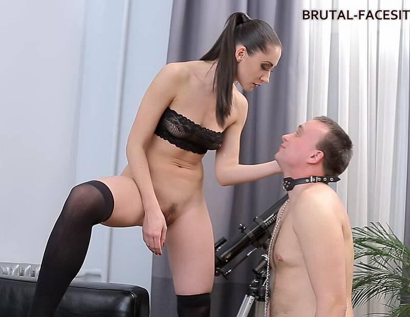 Brutal-Facesitting - Cassidy - Brutal Facesitting [2015 HD]