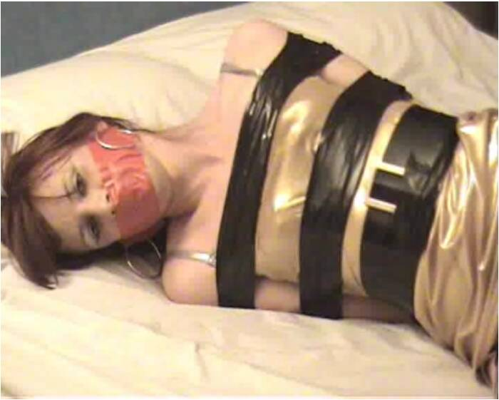 TvTied/Trussedup: Mistress Girls - Sammi Taped Master  [SD 576 13.5 MB]