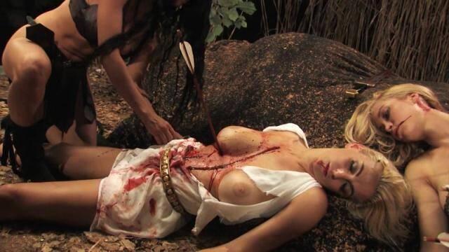 Amazon-Warriors - Snuff Fantasy Video - The Phytias - Death at Dawn [FullHD, 1080p]