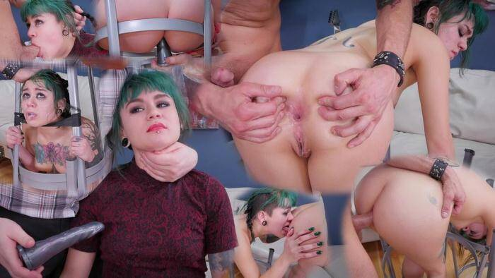 BDSM - Amelia Dire - Punished Punk! Extreme Video! (Anal) [SD, 540p]