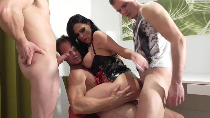 Jacky L - Mehr! Ficksklaven [FullHD, 1080p] - �razy Dirty Sex