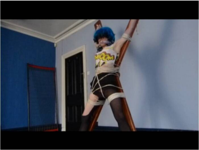 TvTied/Trussedup: Mistress Girls - Scarlett Kickass Sissyboy Hd  [HD 720 360 MB]