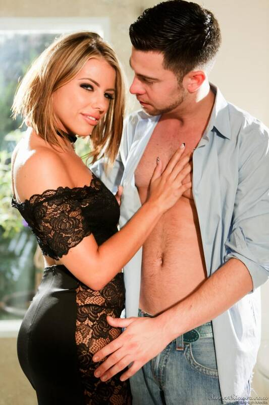 Sweet Porn - Adriana Chechik, - My Girlfriends Mother 10, Scene 1  [HD 720p]