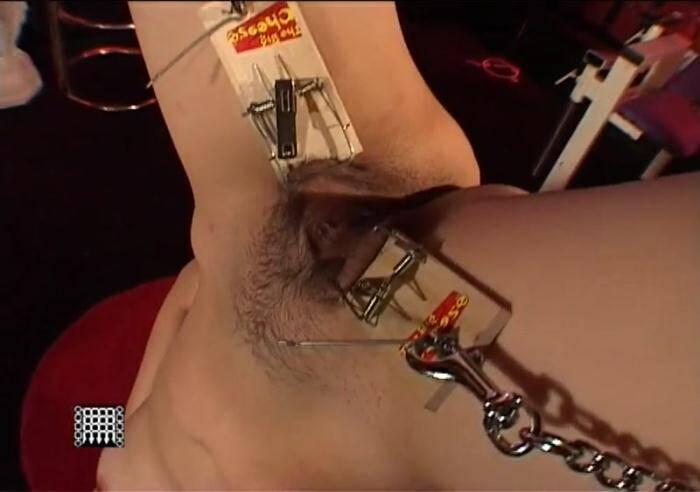 Master Keith Movies - Masters Suspended oriental slavegirl (BDSM) [HD, 720p]