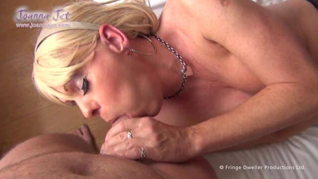 JoannaJet - Joanna Jet - Shemale does POV 4 - Pantyhose [HD, 720p]
