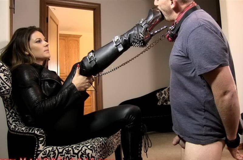 MandyFlores - Mandy Flores - Boot Bitch! [2016 HD]