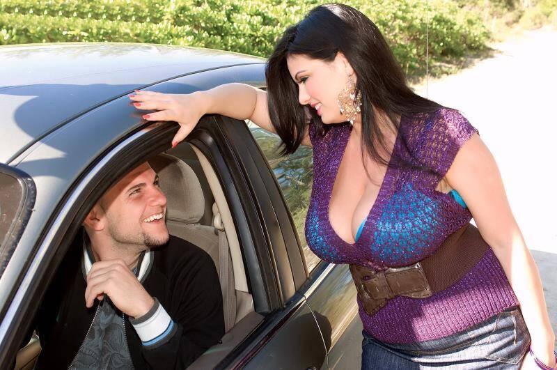 BustyArianna - Arianna Sinn - A Ride For A Ride [2010 HD]