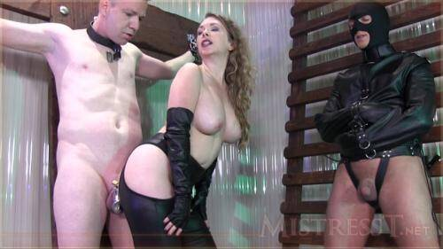 Fuck 1 Slave, Deny the Other [HD, 720p] [MistressT.com] - Femdom