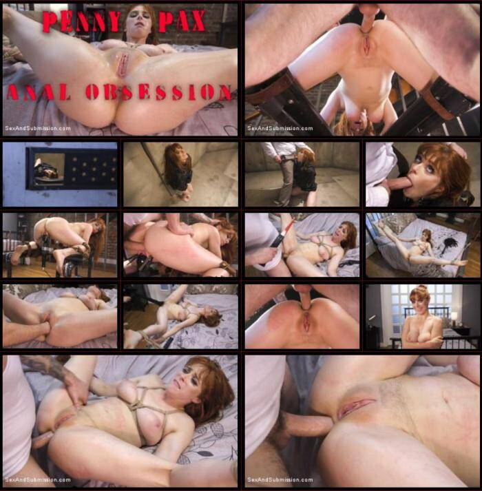 SexAndSubmission, Kink: Penny Pax in Anal Obsession (SD/540p/662 MB) 19.03.2016