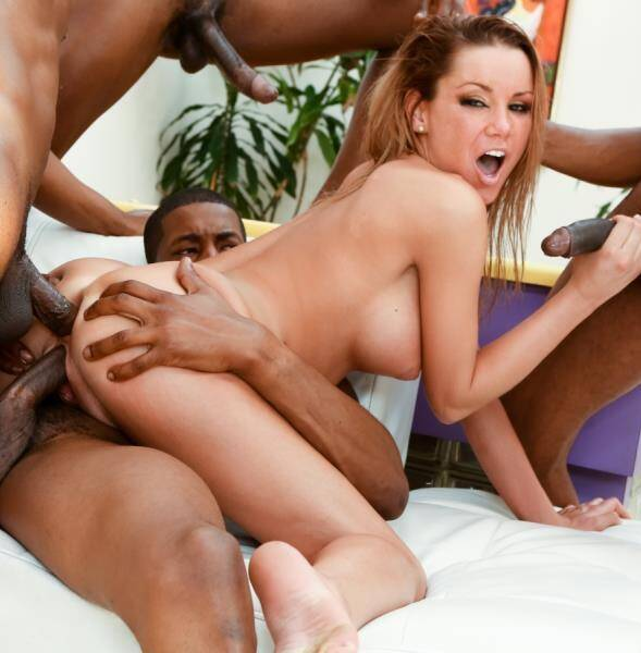 Devil sex - Tanner Mayes - Group with Anal (Interracial) [SD, 400p]