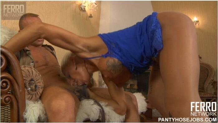 FERRONETWORK:  - PantyhoseJobs com - Hannah, Benjamin M g646  [HD 720 352 MB]