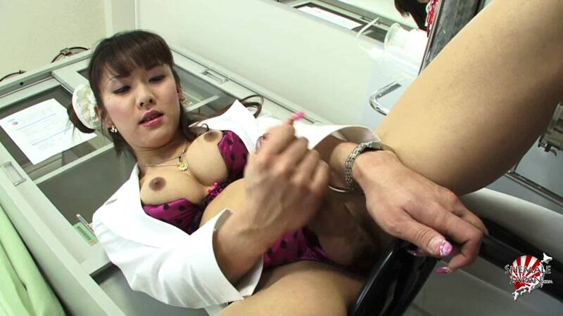 Karina (Misaki) Shiratori - Beautiful Karina Is A Cure-All [HD] - Shemale-Japan
