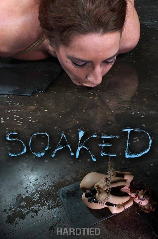 Soaked - BDSM Video with Savannah Fox [HD] - HardTied