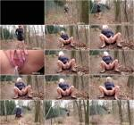 G2P - Blonde woodland babe (Pissing) [FullHD, 1080p]