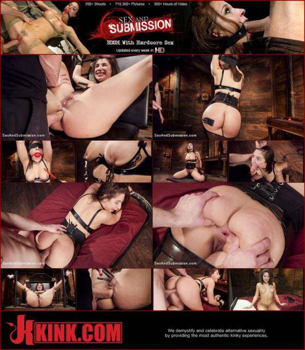 SexAndSubmission.com: Bill Bailey and Abella Danger - Abella's Deep Anal Submission (2016/SD)