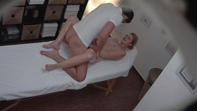CZECH MASSAGE 230 - HARD SEX WITH BLONDE [FullHD] - Czechav, CzechMassage