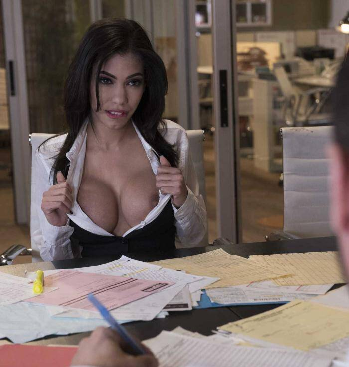 Work Porn: Shay Evans - Start Dicking Around  [SD 480p 616 MiB]  (Big Tits)