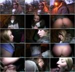Public A [Victoria - Skinny teen blonde fucked outside] SD, 368p)