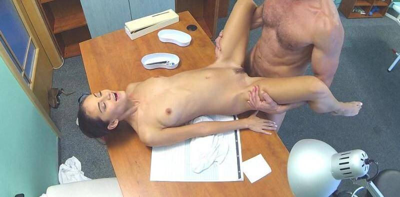 Fuck in Hospital: Shrima Malati - Russian chick gives doctor a sexual favour - fh1192 [SD] (274 MB)