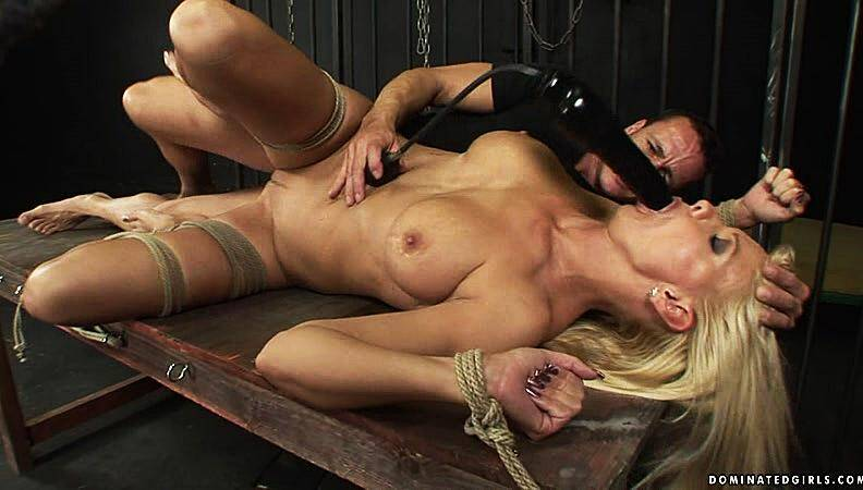 Dominated Girls - Winnie - Domination victim [HD]