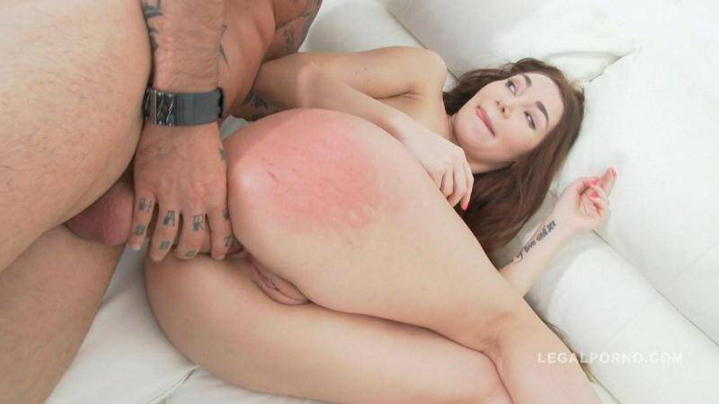 Legal Porno - Stacy Snake back to studio: classic 3on1 LP anal treatment - SZ1311 (Double Penetration / 22.04.2016) [HD]