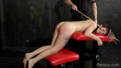 Pixie LeHaj - The Punishment For Flinching [FullHD, 1080p] [Paintoy.com] - Torture
