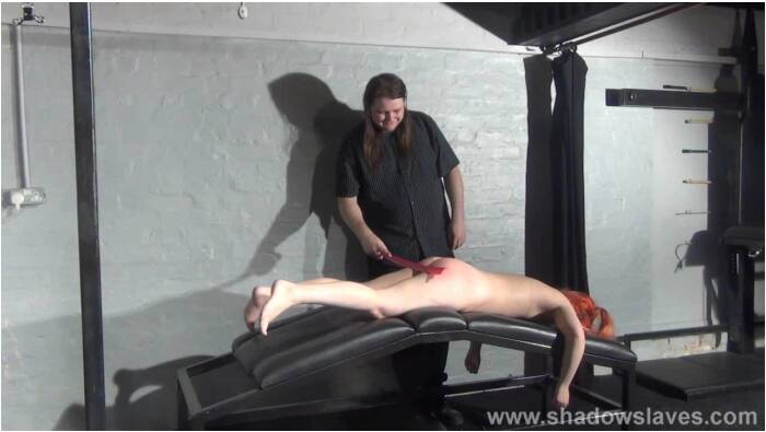 ShadowSlaves: Slavegirl Tiny - Collaring Tiny  [HD 720]  (BDSM)